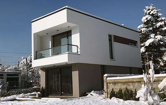 Passive house, a higher standart for energy efficient buildings