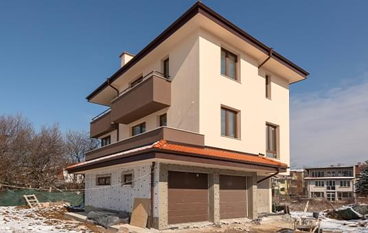 Single-family residential buildiing in Vitosha